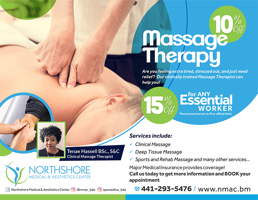 Massage Therapy Poster